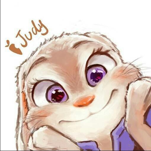爱吃胡萝卜的Judy