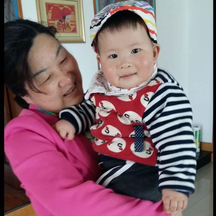 刘志祥奶奶