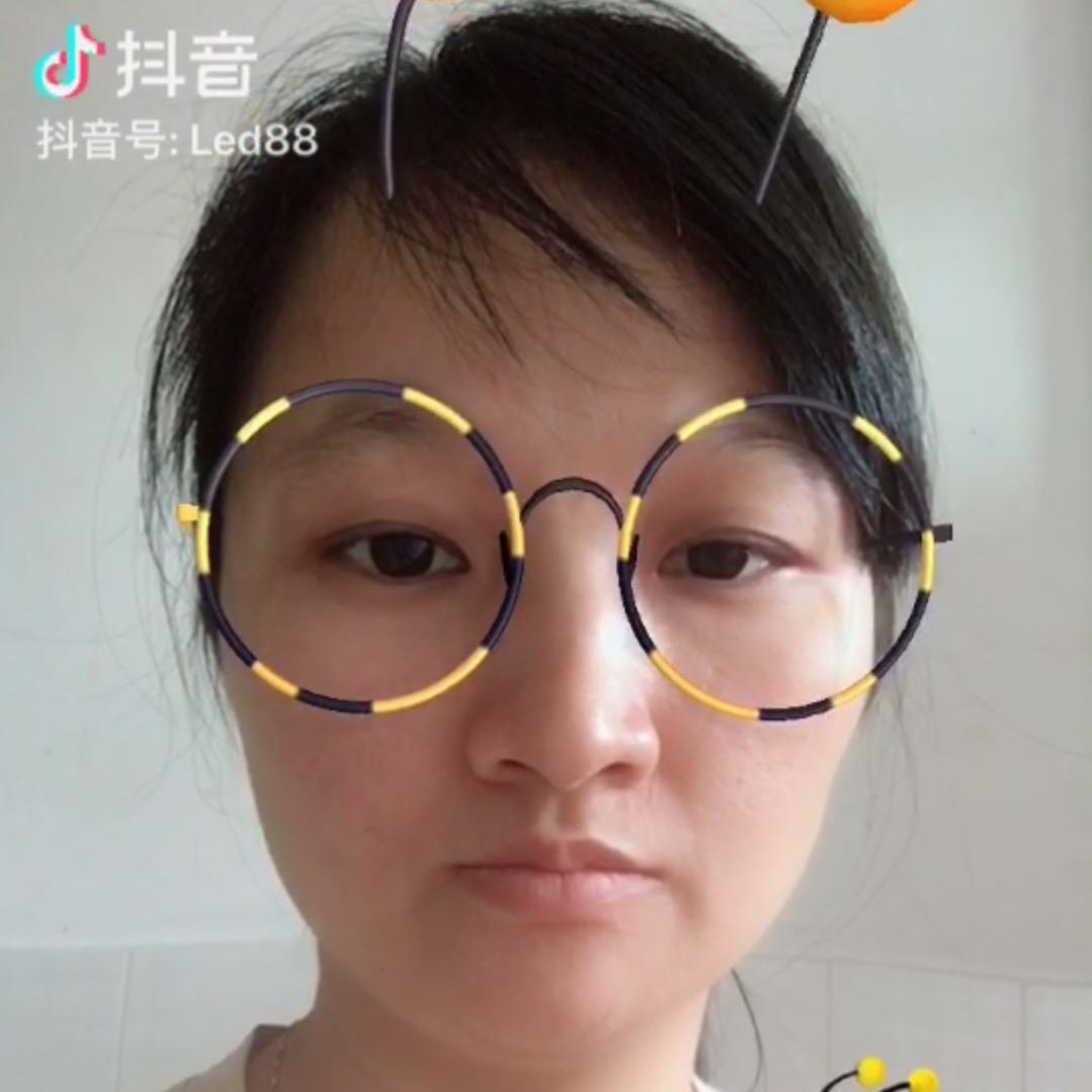 a特君de菊花狭长