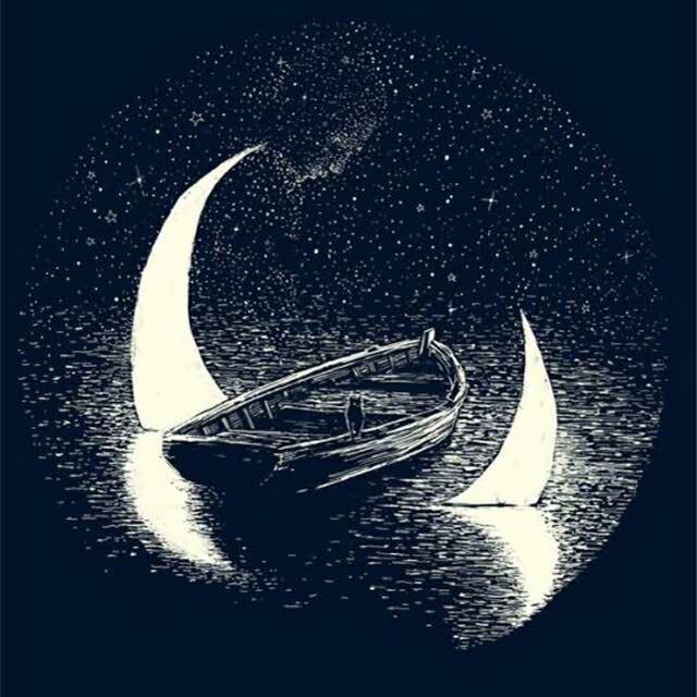 月夜赏雪67362