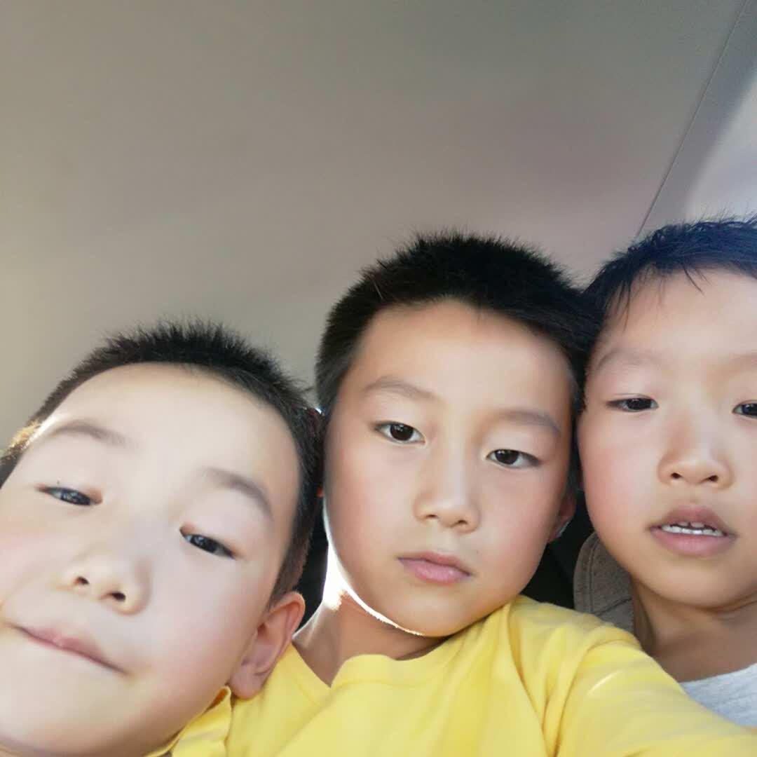 儿子的三兄弟